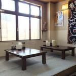 桜井食堂 - 店内