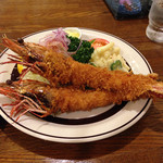 レストラン しらはま - 大正海老フライ