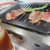 金剛焼肉 - 料理写真:焼くべし焼くべし!