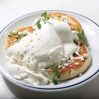 Ricotta Cheese Pancake~リコッタチーズのパンケーキ~