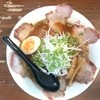 らーめん 伽羅 - 料理写真:2015年7月 ねぎチャーシュー麺  880円