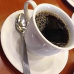 カフェ アラビカ - ホットコーヒー(^∇^) この日はキリマンブレンド。