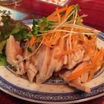 南昌飯店 - 棒棒鶏ゴマソース