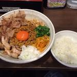 41177269 - 台湾まぜ麺 ご飯付き