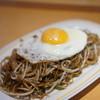 想夫恋 - 料理写真:想夫恋焼き+目玉焼き