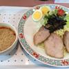 ひまわり - 料理写真:広島風つけ麺  並盛  激辛〜(*^◯^*)♪