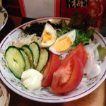 生一本 - 野菜サラダ