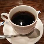 matsu - 食後のコーヒーは、+120円