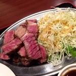 小松屋 - 熟成肉ステーキアップ