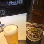 鳥千 - 瓶ビール