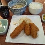 41194309 - 牡蠣フライ定食