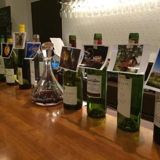 イメージから選べるワイン