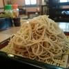 そば処 松寿庵 - 料理写真:もりそば
