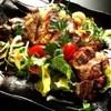 ビトロー - 料理写真:ステーキサラダ