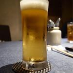 朱藏 - ■生ビール