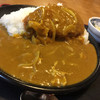 しばざき食堂 - 料理写真:カツカレー 570円