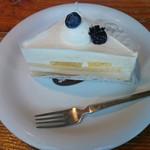 セカンドハウス - レアチーズケーキ