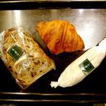 ル・プチメック東京 - クロワッサン&ノア・レザン&ミルクフランス