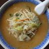家族亭 - 料理写真:ミソラーメン(¥550税込み)ミソタンメンといった内容を考えるとかなり安い