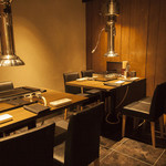 肉屋の台所 - 【テーブル席】4