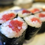 がってん寿司 - 鉄火巻¥194
