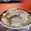 もっこす - 料理写真:チャーシュー麺大盛りで注文です1080円