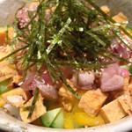 おはしキッチン - 海鮮バラちらし丼 アップ!
