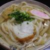番丁 - 料理写真:かやくうどん300円