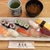 寿司岩 - 料理写真:ランチ握り950円