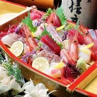 萩大島船団丸から届く鮮魚