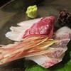 きみひら - 料理写真:お刺身1