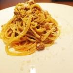 cucina Wada - 夏鹿ラグーのミートスパゲッティー