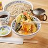 喜乃字屋 - 料理写真:人気! 天丼セット