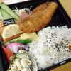 そば辰 - 料理写真:鮭フライ弁当