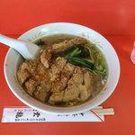 雲龍 - 排骨麺 \850