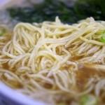 らーめん勝 - 麺