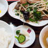 泰陽楼 - 料理写真:レバニラ定食:790円/2015年8月