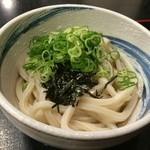 琴平製麺所 - ぶっかけうどん280円(税込)