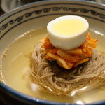 三林精肉店 - 細打ち冷麺