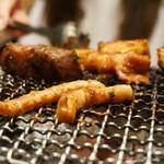 三林精肉店 - コブクロがやけに旨そうに見えた・・
