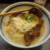 らーめん日本 - 料理写真:豚骨らーめん