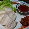 招手屋 - 料理写真:蒸し豚