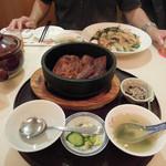 中国料理 珍満 - うなジュウジュウ1,480円