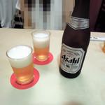 中国料理 珍満 - 中瓶ビール626円