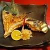 吉座傳右衛門 - 料理写真:夕餉 勘八かま塩焼き 1,000円