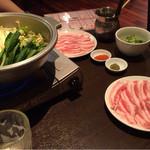 Beer dining マヤジカ - しゃぶしゃぶ