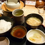 八兆屋 - 郷土御膳のお食事、日本酒