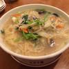 香港亭 - 料理写真:タンメン