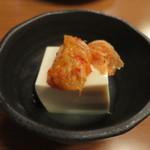 AJITO - キムチ豆腐