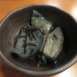 AJITO - 茄子の揚げ浸し